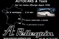 essai carte autocars et taxis - - NOIR ET BLANC
